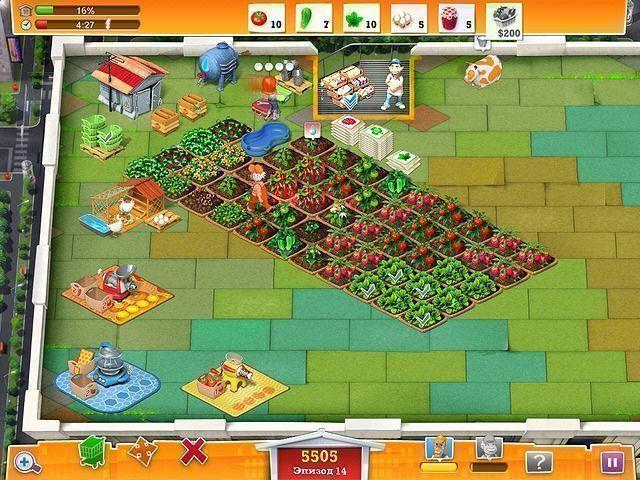Жанр игры: Игры про ферму...
