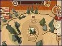 Скриншот мини игры Война в коробке. Бумажные танки